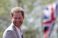 Le prince Harry est âgé de 33 ans.