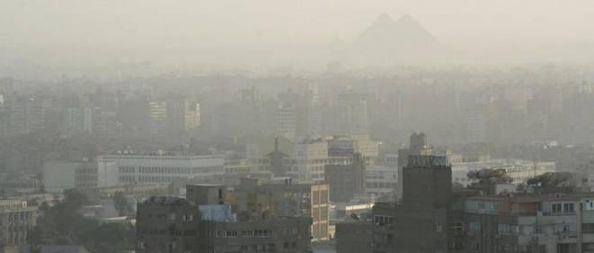 Le Caire, la capitale de l'Égypte, est tristement connue pour être une des villes les plus polluées du monde.