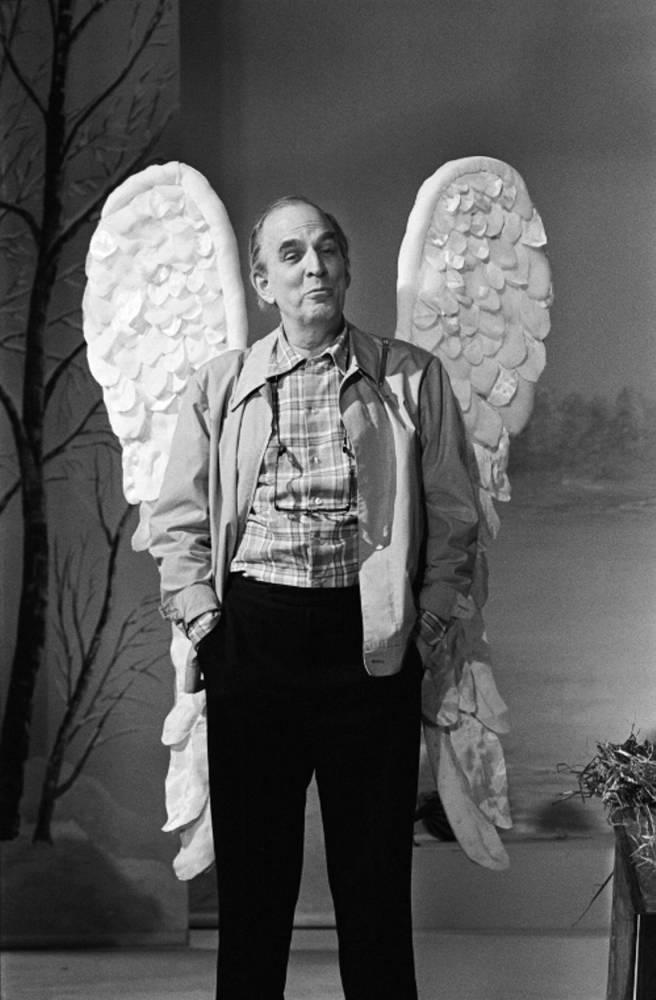 Ingmar Bergman © Arne Carlsonn ©Arne Carlsson