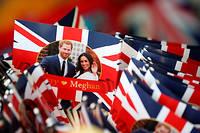 Près de 2 milliards de personnes devraient suivre le mariage entre le prince et l'actrice américaine ce samedi.