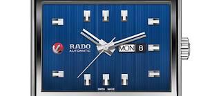 Connue pour avoir fait du design son credo, Rado repense un modèle inspiré des lignes Art déco de Manhattan.  ©studio1