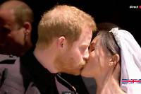 Harry et Meghan sont mariés !
