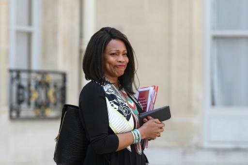 La ministre des Sports Laura Flessel à l'Élysée à Paris, le 9 mai 2018 © CHRISTOPHE ARCHAMBAULT  AFP/Archives