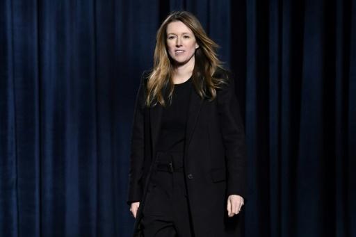 La styliste de Givenchy Clare Waight Keller le 4 mars 2018 à Paris © ALAIN JOCARD AFP/Archives