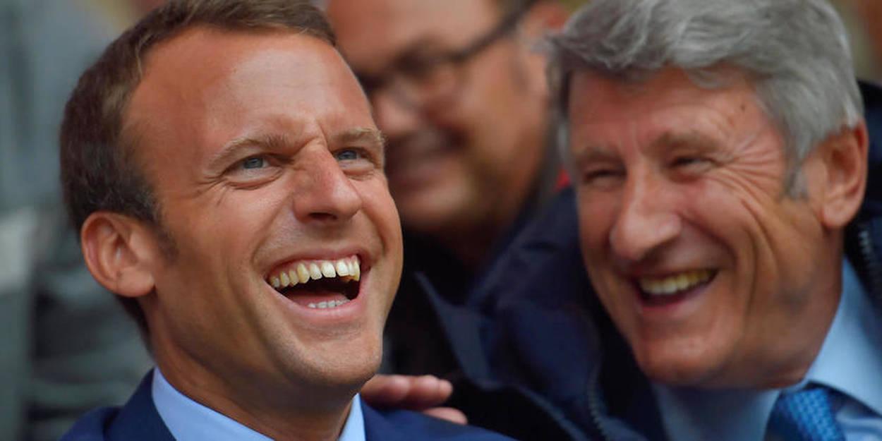 Philippe de Villiers, « conseiller » de l'ombre d'Emmanuel Macron ...