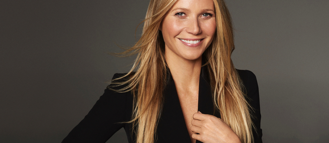 Gwyneth Paltrow, actrice et philanthrope.