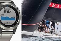 La montre connectée au poignet, nouvelle norme pour les skippers ?