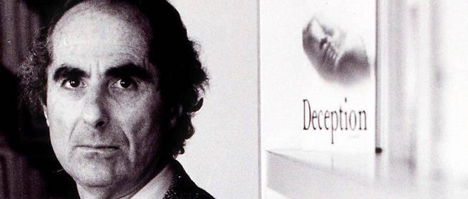 Philip Roth en 1990. Souvent favori, jamais primé, l'écrivain laisse une œuvre marquante et considérable.