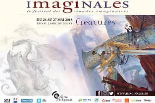 L'affiche du festival des Imaginales  ©Imaginales