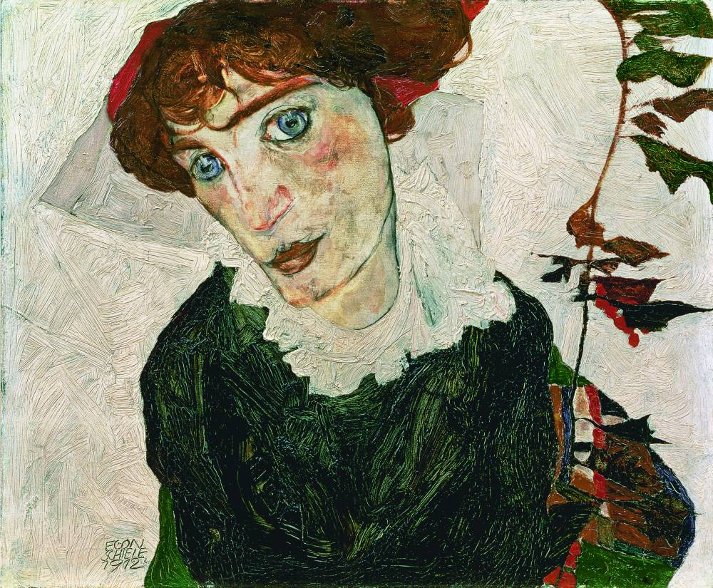 Egon Schiele © Manfred Thumberger Manfred Thumberger