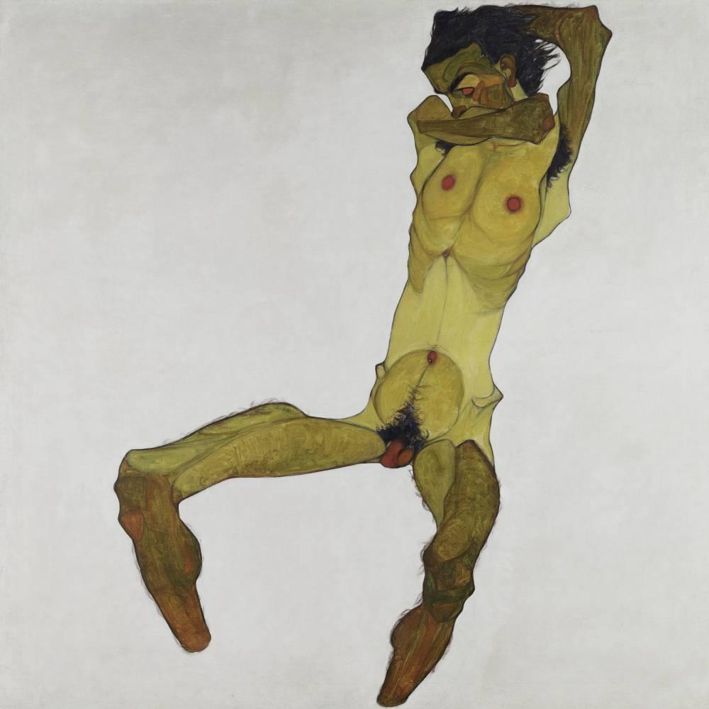 Egon Schiele, Musée Leopold, Vienne ©  Leopold Museum