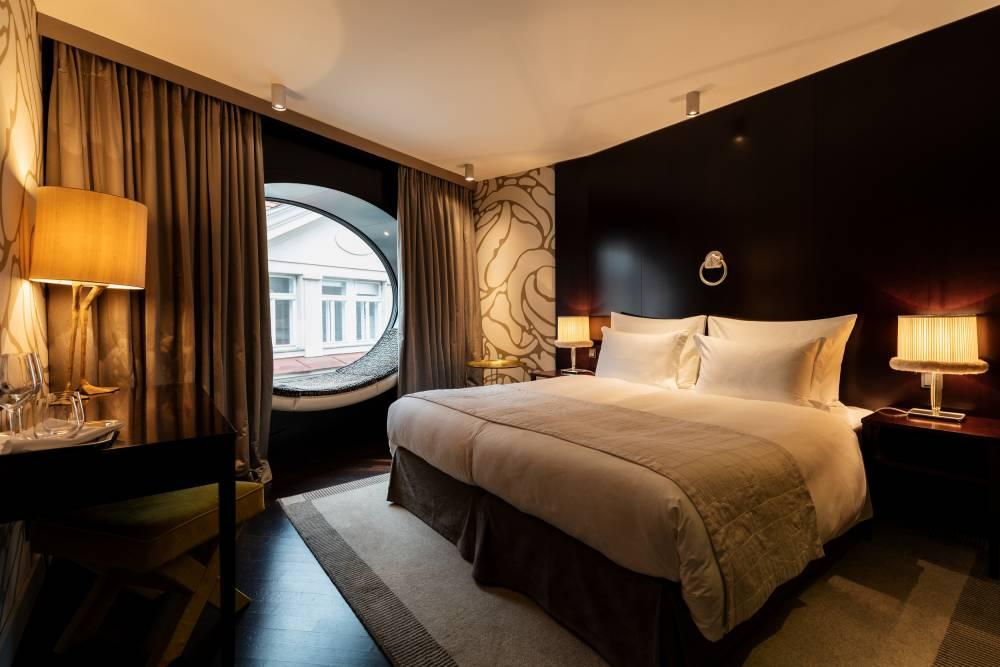 Vienne, Hotel Topazz ©  DR