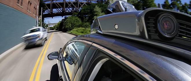 Une voiture autonome roule aussi vite qu'une autre et présente encore des failles, surtout en circulation urbaine, infiniment plus complexe à gérer