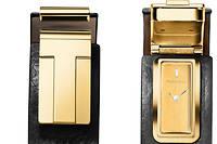 Dans le prolongement de la ligne de joaillerie du même nom, cette montre combine élégance américaine et savoir-faire helvétique.