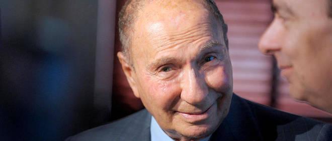 Selon «Forbes», Serge Dassault détenait la troisième fortune française.