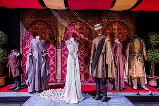 L'exposition Game of Thrones s'installe à Paris, Porte de Versaille, à partir du 1er juin.