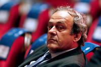 La justice suisse ne poursuivra pas Michel Platini pour son contrat de travail avec la Fifa.  ©VALERY HACHE