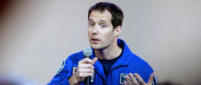 Thomas Pesquet soutient l'idée d'un voyage sur Mars à visée scientifique.