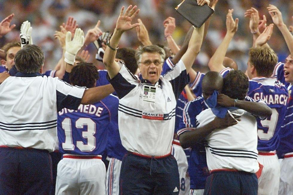 Mondial-1998, les 20 ans: Aimé Jacquet, héros blessé de l'épopée ...