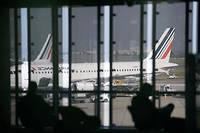 L'État pourrait céder la part (14,3 %) qu'il possède dans Air France.  ©STEPHANE DE SAKUTIN