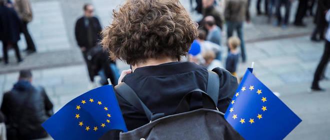 Les jeunes internautes européens ont été sondés sur les valeurs importantes à leurs yeux.