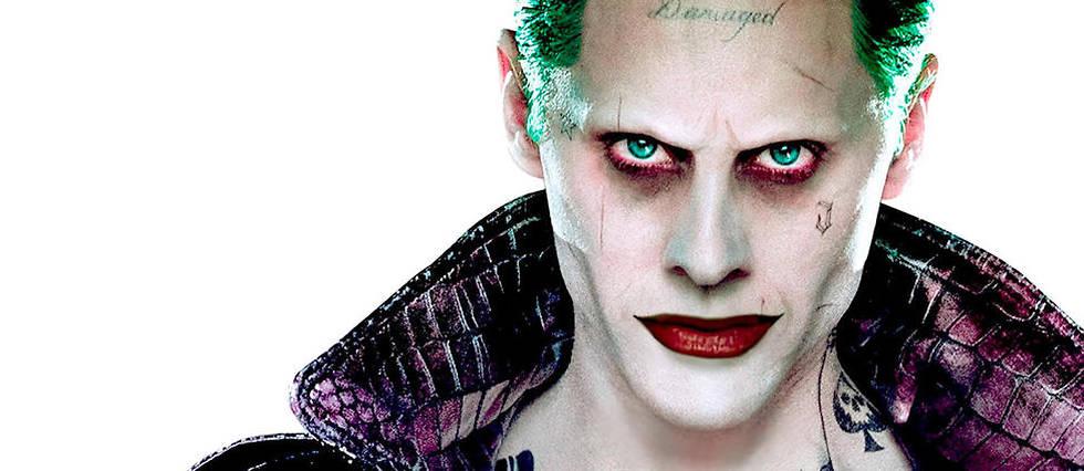 <p>Jared Leto incarne le Joker dans Suicide Squad (2016).</p>