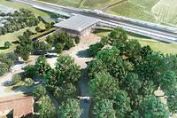 Construite au milieu de nulle part, la future gare TGV risque de devenir une «gare betterave».