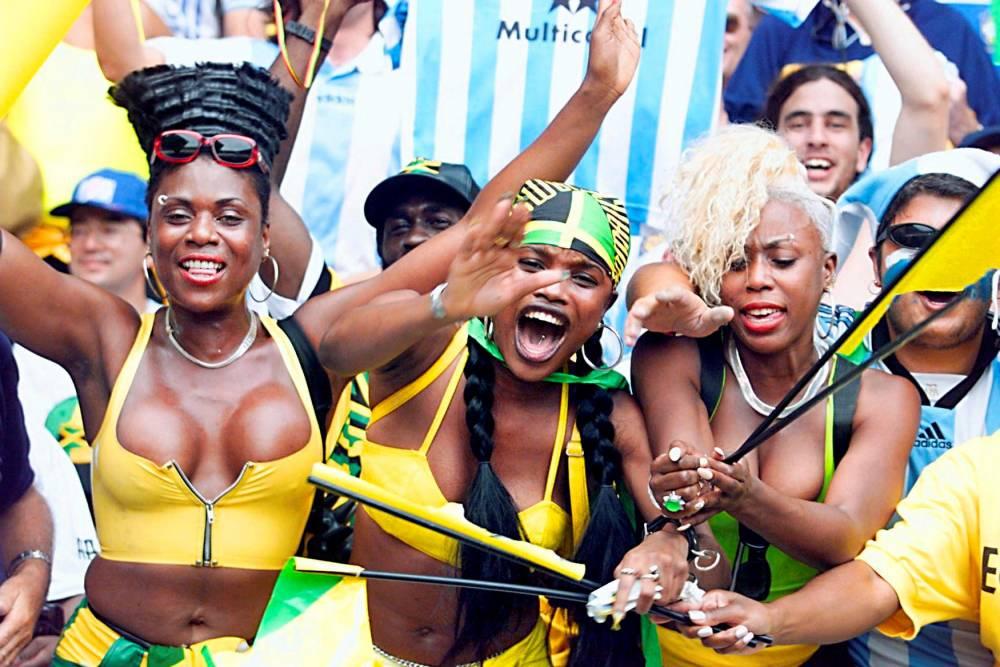 JAMAICA © - AFP