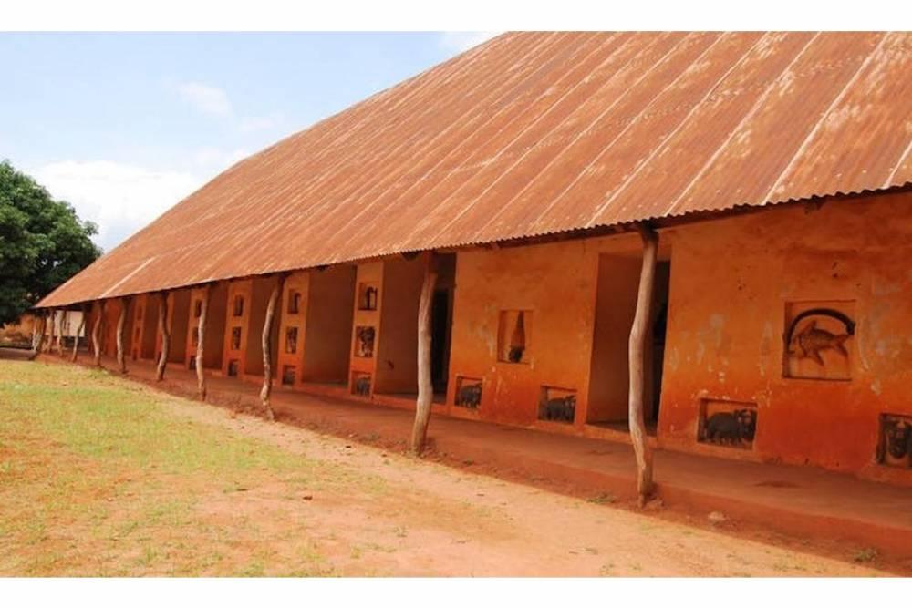Le musée historique d'Abomey.   ©  Bénin tourisme