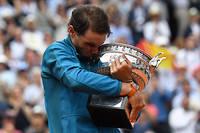 Rafael Nadal remporte pour la 11e fois Roland-Garros.  ©CHRISTOPHE ARCHAMBAULT