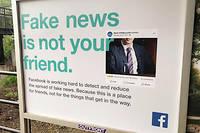 La loi sur les anti-fake news ne fait pas l'unanimité.