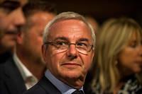 Jean Leonetti, ancien député Les Républicains, a donné son nom àla loi Leonetti du 22 avril 2005 relative aux droits des malades et à la fin de vie.  ©