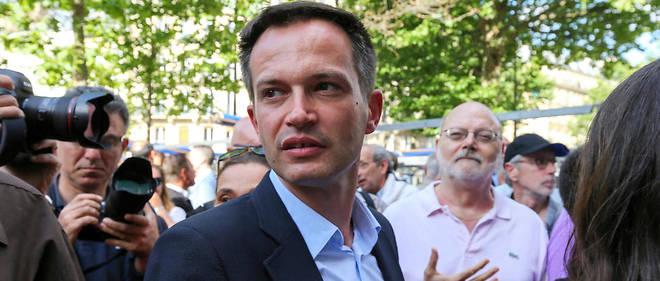 Pierre-Yves Bournazel, ex-LR, qui fait partie du groupe des Constructifs à l'Assemblée, est Macron-compatible. Un atout s'il réintègre son parti d'origine, selon les barons de la rue de Vaugirard.