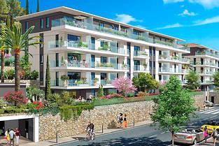Programme immobilier INTEMPOREL à Menton 06500.