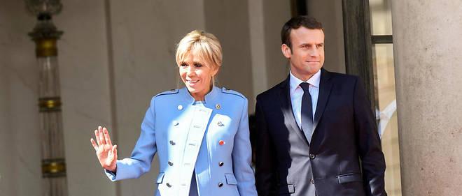 Le couple Macron a commandé un nouveau service de table à la Manufacture de Sèvres pour les dîners d'État à l'Élysée.