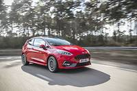 Ford Fiesta ST 2018 ©Charlie Magee
