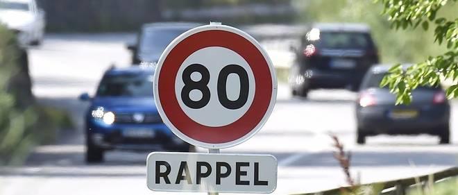 Édouard Philippe n'a pas voulu entendre la proposition des sénateurs visant à limiter l'abaissement à 80 km/h aux portions de route jugées les plus dangereuses.
