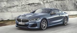 La nouvelle Série 8 intégre tout ce que BMW sait faire de mieux sur le plan technique.  ©www.daniel-kraus.com