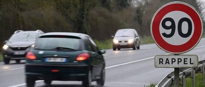 L'année 2017 avait amorcé une baisse du nombre de morts sur les routes après trois années de hausse consécutives
