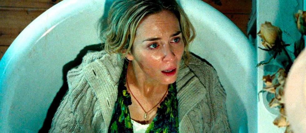 <p>Emily Blunt dans <em>Sans un bruit.</em></p>