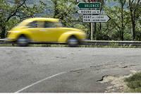 Soumises au 80 km/h le 1er juillet, les routes à deux voies vont paraître bien plus longues qu'avant.