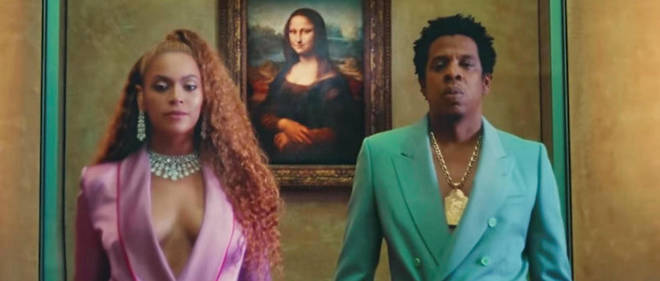 Le dernier clip «Apeshit» de Beyoncé et Jay-Z a été tourné au Louvre.