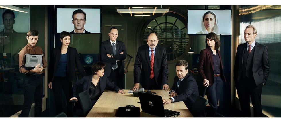 <p><em>Le Bureau des l&#233;gendes</em>, diffus&#233; sur Canal+</p>
