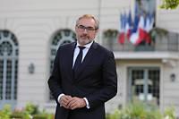 Arnaud Péricard, maire de Saint-Germain-en-Laye.  ©Jacques PARAY
