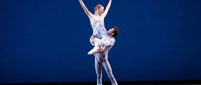 Other Dances de Jerome Robbins par le Miami Ballet à la Seine musicale de Boulogne ce week-end.