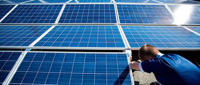 290b5a1b2f0a1f Le gouvernement veut faire passer la part de solaire dans les   233 nergies