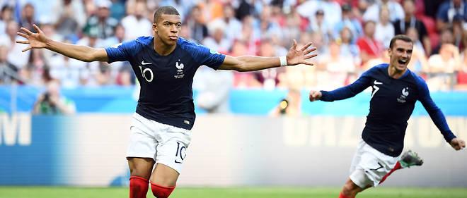 Coupe Du Monde 2018 La France Acheve L Argentine Le Point