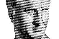 «Quand on attaque Cicéron, dont j'admire les fécondes contradictions, je sors mes griffes», avoue Gabriel Matzneff.