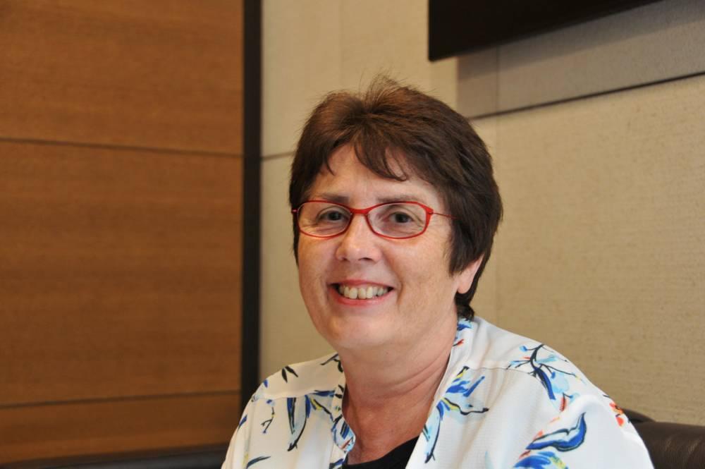 Catherine Wines, cofondatrice de la société de transfert d'argent WorldRemit © SYLVIE RANTRUA SYLVIE RANTRUA