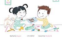 « Un petit calcul de rien du tout; petites histoires mathématiques», de Nathalie Sayac et Caroline Modeste, Circonflexe